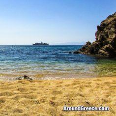 Diamanti Beach on the Greek island of Skiathos #Diamanti #Skiathos #Greece #Greekislands #holidays #beaches #travel #vacations #relax #sand #aroundgreece #visitgreece #Σκιαθος #Ελλαδα #ΕλληνικαΝησια #διακοπες #ταξιδια