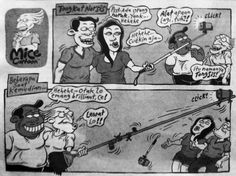 Mice Cartoon: Kompas Minggu (05.01.2013) - Tongsis