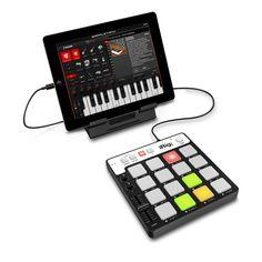 Controlador MIDI iRig Pads Groove IK Multimedia - Apple Store (Brasil)