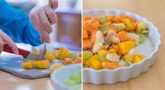 Kochen mit Kindern: unsere Top 8 Blogger-Rezepte - #zukunftleben Plastic Cutting Board, Kid Cooking, Recipies