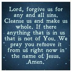 Cleanse us and make us whole   https://www.facebook.com/ChristianTodayInternational/photos/10152358534574916