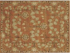 Awesome Peerless Rugs: Oxford   Rust