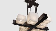 lighting fixtures artfully designed with a modern edge | Fuse Lighting | California