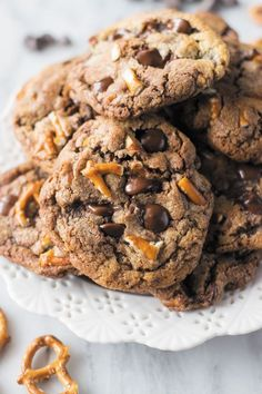 Sweet Chocolate Pack, Chocolate Hazelnut, Chocolate Lovers, Cake Chocolate, Chocolate Cookie Recipes, Chocolate Chip Cookies, Strawberry Recipes, Cupcake Cookies, Cupcakes