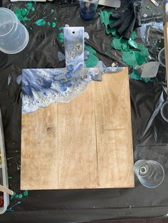 Resin, Boards, Pictures