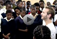 Nick Vujicic-Life Without Limbs. Inspirations talks.