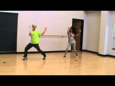 FOLLOW THE LEADER-ZUMBA WITH ANGEL. esta