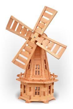 WDO5,Drewniany wiatrak ogrodowy producent ,Dekoracje do ogrodu ,wyroby z drewna ,Garten windmuhle,Garden Windmills,Gardendecoration,Gardendeco,Garten wood windmill