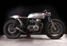 Honda CB750 by The Tarantulas .... a classic reborn