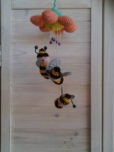 Giostrina per neonati, by Il sogno nel cassetto, 18,00 € su misshobby.com