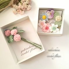 Crochet Brooch, Crochet Motif, Crochet Patterns, Crochet Flower Tutorial, Crochet Flowers, Sewing Crafts, Diy Crafts, Crochet Gifts, Handmade Flowers