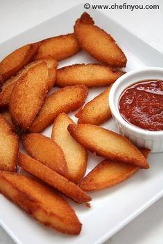 South Indian Idli Fry Recipe | Fried Idly Recipe