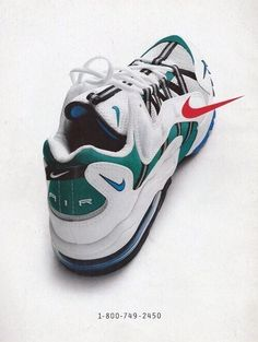 mon amour Dad Shoes, Sneakers Fashion, Fashion Shoes, Retro Sneakers, Shoes Sneakers, Nike Shoes, Vintage Sneakers, Vintage Nike, Vintage Shoes