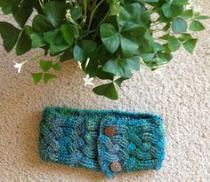 Celtic Cable Cowl ~ free pattern