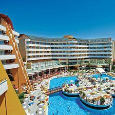 Alaiye Resort Hotel; sizleri Antalya'nın incisi Alanya'da renkli bir tatile davet ediyor! :)