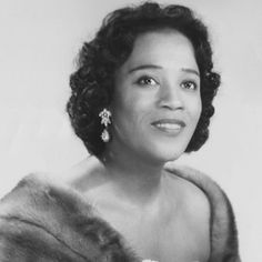 "On May 15, 1946, Camilla Williams made her legendary debut with New York City Opera in the title role of the company premiere of ""Madama Butterfly,"" becoming the first female African-American singer to appear with a major opera company in the U.S."