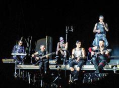 Rammstein tour 2016 Ochne Dich