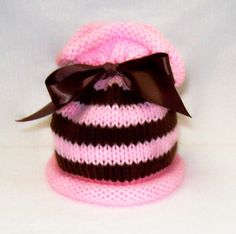 ... but crocheted instead of knitted...