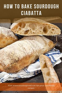 The famous Italien Ciabatta, baked with a sourdough starter. The obvious choice when making a grilled sandwich, perhaps with some Mozzarella. Sourdough Recipes, Sourdough Bread, Bread Recipes, Grilled Sandwich, Ciabatta, Mozzarella, Sandwiches, Tasty, Dishes