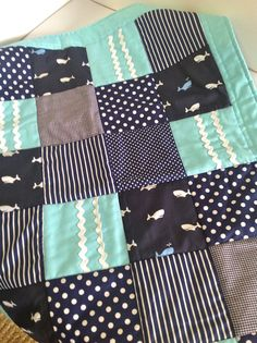 nautical quilt, keep for idea, picture only