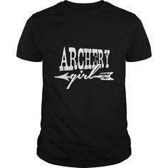 Archery Girl Arrow T-Shirt Bowling T Shirts, Skate T Shirts, Horse T Shirts, Beach T Shirts, Golf T Shirts, Fishing T Shirts, Tees, Sports Shirts, Cricket T Shirt