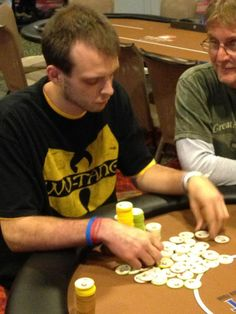 Michigan State Poker Championship Day 1 Complete