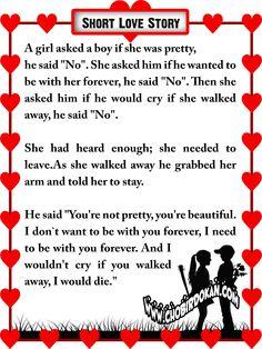 cute short love stories