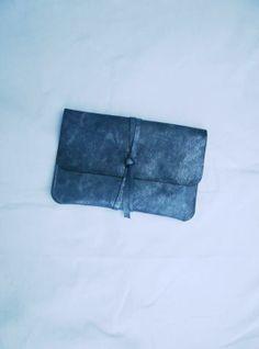 CUSTOMISED METALLIC LEATHER PORTFOLIO - IPAD MINI Leather Portfolio, Metallic Leather, Ipad Mini, Bags, Fashion, Leather Briefcase, Handbags, Moda, Fashion Styles