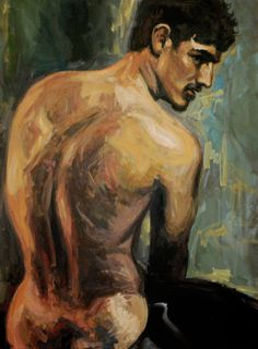 title Male study of a male figure monmichel.com