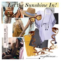 Let The Sunshine In With mytheresa.com: Contest Entry by ashley-rebecca