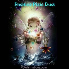 Take some #positive #pixiedust and sprinkle it all over the situations you want blessed.  Watch the #magic happen. #superchicklife #powfirmations #medizations #guidedmeditations #meditation #forgive #letgo #letgoletgod #inspire #motivate #affirmations #affirmation #quote #quotes
