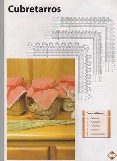 Delicadezas en crochet Gabriela: Tejidos pequeños patrones