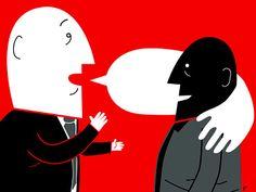 Moc a jazyk. Jak jsou v našem jazyce a v naší řeči zakotveny mocenské vztahy.