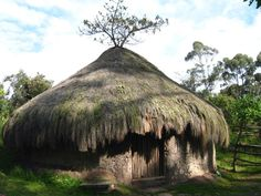Indian Dwellings | indian houses..in COCHASQUI-ECUADOR