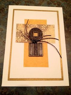 Oriental Rectangles by splicedcenterstamp - Cards and Paper Crafts at Splitcoaststampers
