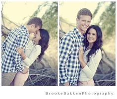 Utah Wedding Photographer; the cutest thing i've ever seen; I want to be that happy with someone.. and then take cute pictures like this! :] <3