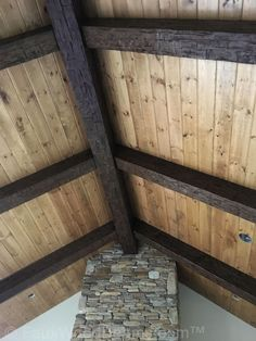 Interior Design: Wood Ceiling Planks Beautiful Vaulted Ceiling Beams Gallery Photos And Ideas To Inspire - Lovely Wood Ceiling Planks Vaulted Ceiling Kitchen, Wood Plank Ceiling, Porch Ceiling, Home Ceiling, Wood Ceilings, Vaulted Ceiling With Beams, Vaulted Ceiling Lighting, Bedroom Ceiling, Vaulted Ceilings