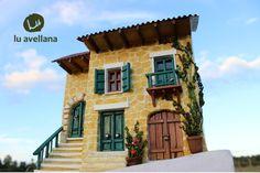 RETABLO Casa Empedrada medidas: 28,5 cm ancho 26 cm alto 11,3 cm profundidad autor: Lu Albornoz