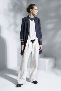 Brunello Cucinelli Spring 2016 Ready-to-Wear Fashion Show  ...nice nice nice everyday look...