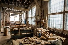 """Ken Fager now calls himself an """"urban explorer,"""" but years ago he was just a study-abroad student who missed his train in Butzbach, Germany, and decided to spend the next few hours walk…"""