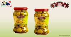 Shop Borges Pitted Green Olives 290g at best price from kiraanastore.com..Easy order & Fast Shipping..