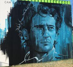 Cam Scale in Melbourne, Australia, 2018