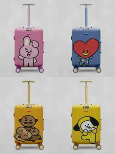 ✧Shooky✧Chimmy✧Tata✧ Cooky✧BT21✧ Ideas Decorar Habitacion, Mochila Do Bts, Bts Doll, Bts Bag, Bts Shirt, Army Room, Line Friends, Kpop Merch, Bts Korea