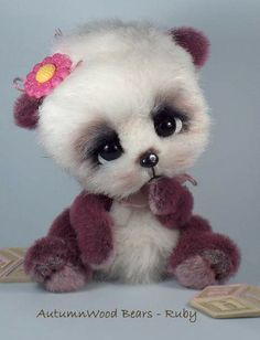 Ruby by AutumnWood Bears