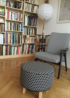 photo by Eva Ahlén restored retro chair