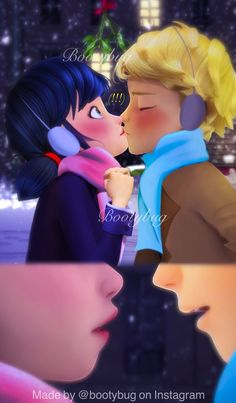 — gotta love Alya and Nino Merry Christmas! Marinette Doll, Marinette Et Adrien, Meraculous Ladybug, Ladybug Comics, Miraculous Ladybug Cast, Miraculous Ladybug Wallpaper, Bubble Guppies Birthday, Disney Princess Pictures, Diy Baby Shower Decorations