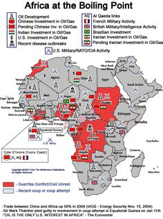 conflicts and petrol in africa Geography Map, Human Geography, Africa Map, Africa Travel, Study History, World History, Les Continents, Black History Facts, Alternate History