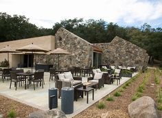 Stag's Leap Wine Cellars #wine #architecture #usa #napavalley