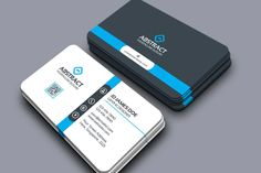 corporate Business Card Abstract