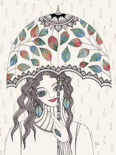 (via Pinzellades al món: Il·lustracions de Mariya Paskovsky)